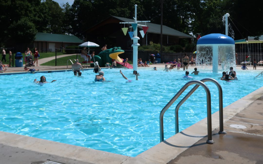 Quick Response Gets Kids Back in the Water